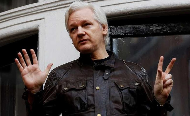 Ecuador partly restores internet access for WikiLeaks founder Julian Assange