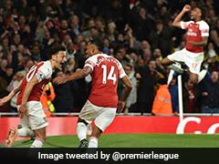 Watch: Arsenal Score One Of The Best Team Goals Ever