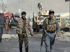 Suicide Attack On Kabul Election Workers Kills One, Injures Six