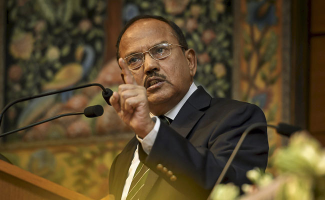 NSA Ajit Doval's Son Sues Magazine, Congress Leader For Defamation