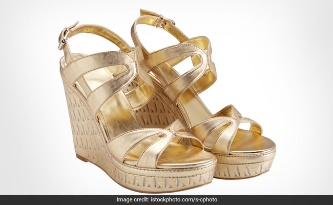 4a6384b6d2f 5 Metallic Wedges To Stock Up In Your Shoe Closet