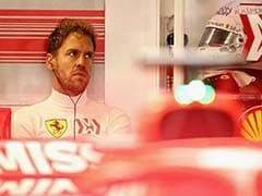 My Title Bid Unravelled In Singapore: Sebastian Vettel