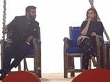 Video : Actor Arjun Kapoor And Parineeti Chopra Talk About Plastic Pollution