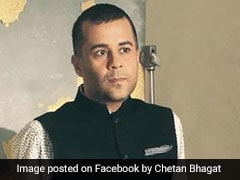 """World Markets Collapse... But Hey, Hindu Muslim,"" Tweets Chetan Bhagat"