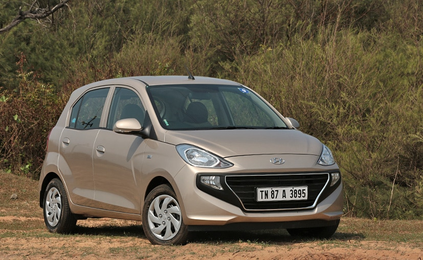 The 2018 Hyundai Santro has received over 30,000 bookings so far.