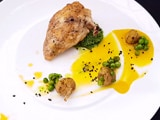 Video : Roasted Chicken Breast With Parsley Pesto
