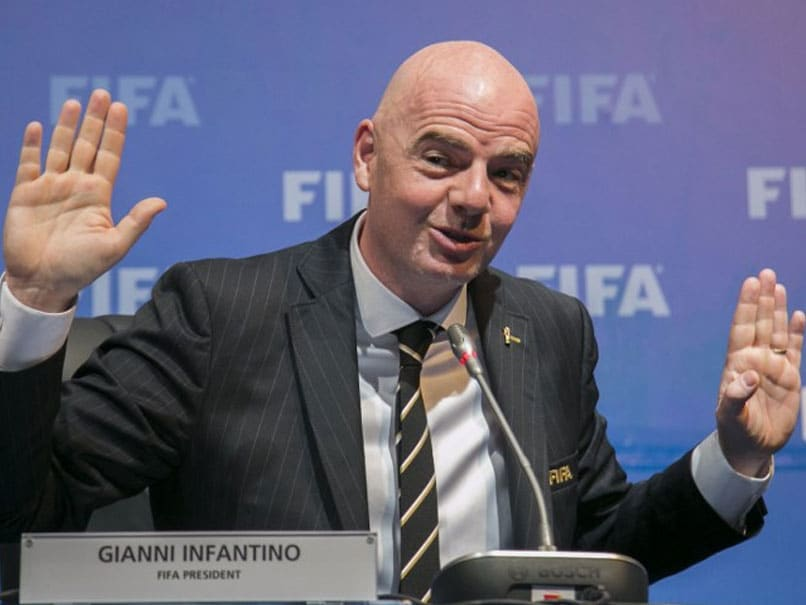 2022 FIFA World Cup maybe a 48 teams event, says Infantino