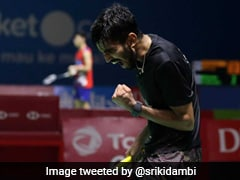 Kidambi Srikanth vs Kento Momota, Live Score, Denmark Open Semi Final: Kento Momota Dominates Kidambi Srikanth In First Game