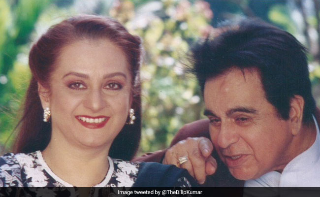 On Dilip Kumar, Saira Banu's 52nd Wedding Anniversary, A Note And 'Personal Favourite' Pic From The Actress