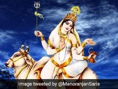 Navratri 2019 Day 8: अष्टमी के दिन करें महागौरी की उपासना, जानिए पूजा विधि, मंत्र और आरती