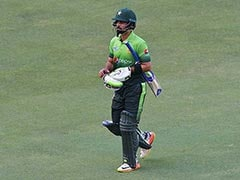 Ahmed Shehzad Gets Four-Month Ban For Violating PCB's Anti Doping Rules