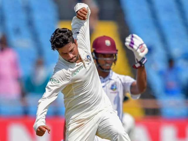 Went Back To Drawing Board After Lords Test, Says Kuldeep Yadav