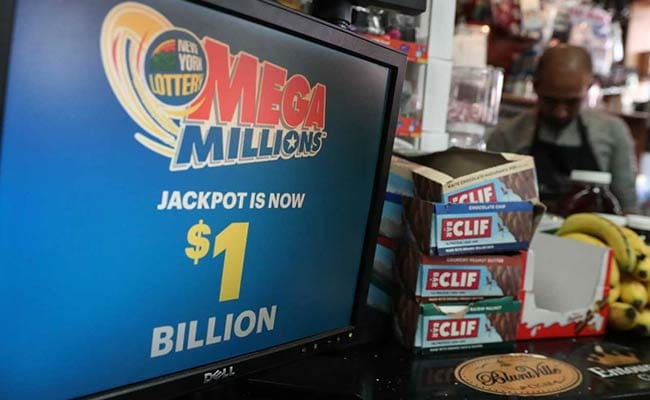 US Mega Millions Lottery Sets World Record With $1.6 Billion Jackpot