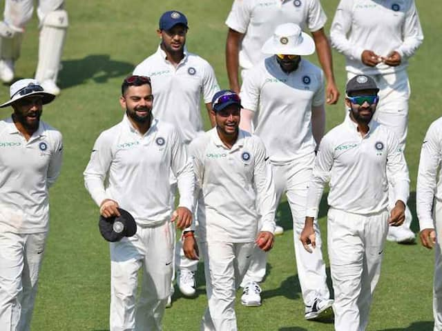India vs West Indies: Virat Kohli Lauds Teams Clinical Performance As India Breeze Past West Indies In First Test