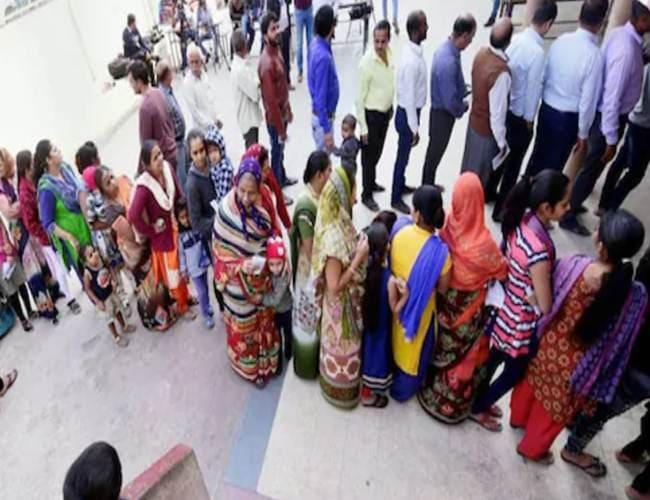 Elections In Chhattisgarh In 2 Phases On November 12, 20
