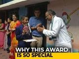 "Video : Muslim Teen Wins Quiz On Gita, Says ""Don't Like Fights Over Religion"""