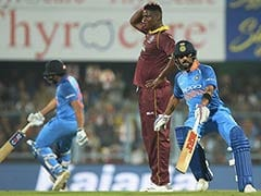 India vs West Indies, Live Score 1st ODI: Virat Kohli Fifty Puts India Ahead In Chase Of 323