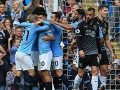 Premier League: Manchester City Score Five, Tottenham Hotspur Beat West Ham