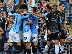 Premier League: Manchester City Score 5, Tottenham Hotspur Beat West Ham