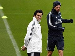 Santiago Solari Open To Real Madrid Job Long-Term