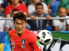 South Korean Footballer Admits Submitting Fake Records For Military Exemption