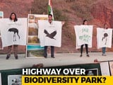 Video : Gurgaon Residents Protest Planned Road Through Aravali Biodiversity Park