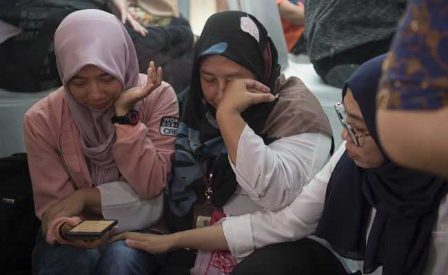 Lion Air Crash: 10 Body Bags Filled With Parts Of Victims' Bodies