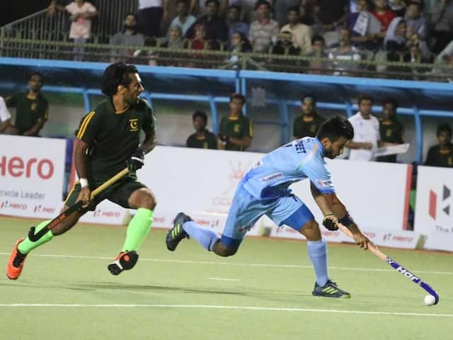 India, Pakistan Share Title As Asian Champions Trophy Called Off Due To Heavy Rain