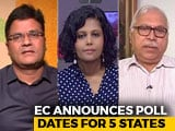 Video: Polls In 5 States To Set The Pace For 2019?