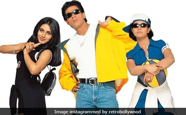 20 Years Of Kuch Kuch Hota Hai Karan Johar Thanks Shah Rukh Khan