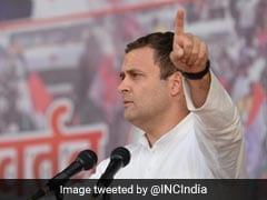 """Like A True Soldier"": Rahul Gandhi Attacks PM After Officer's Criticism"