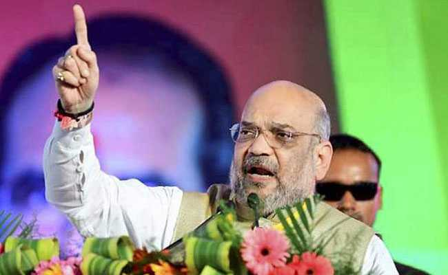 Sedition Complaint Against Amit Shah In Court Over Sabarimala Comments