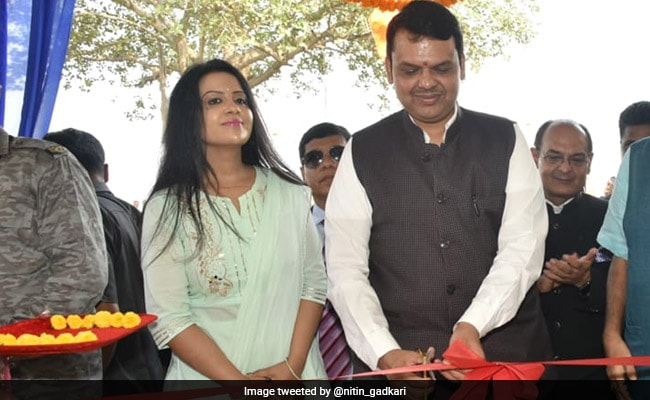 I Am A Soft Target, Doesn't Make Me Soft, Says Devendra Fadnavis' Wife