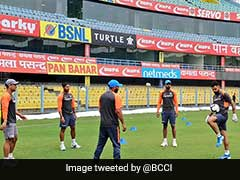 Virat Kohli And Team India Gear Up For 1st ODI vs Windies With A Game Of Keepy-Uppy