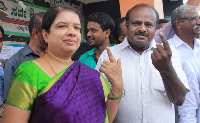 HD Kumaraswamy, Wife Will Make History By Entering Assembly Together