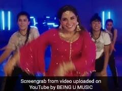 ऋचा चड्ढा ने पहली बार गाया पंजाबी सॉन्ग, यूट्यूब पर 60 लाख बार देखा जा चुका है Video