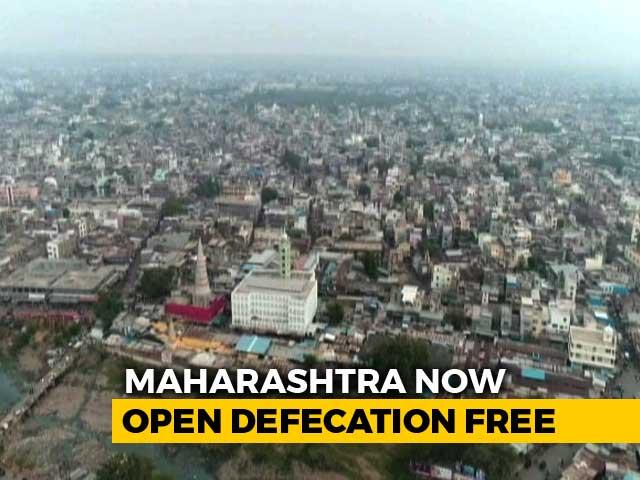 Video : How Maharashtra Is Taking A Lead On Swachhta
