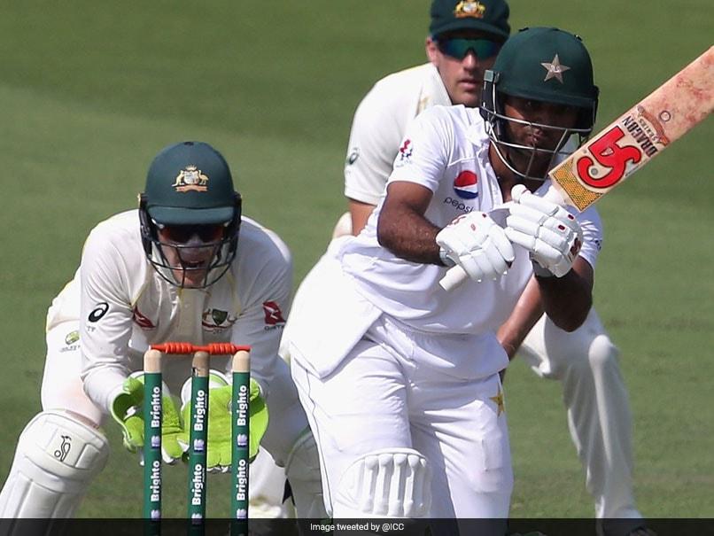 PAK vs AUS Test: Fakhar Zaman steers Pakistan out of trouble but misses century