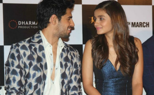 What It Will Take To Reunite Rumoured Exes Sidharth Malhotra And Alia Bhatt On Screen