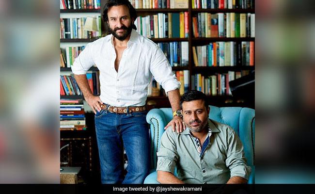 Saif Ali Khan All Set To Star In Jay Shewakramani's Jawani Janeman