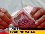 Video: Rupee Again Breaches 74-Mark Against Dollar