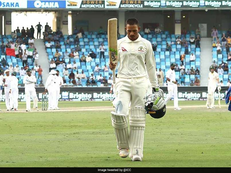 1st Test: Ton-Up Usman Khawaja Helps Australia Save Draw Against Pakistan