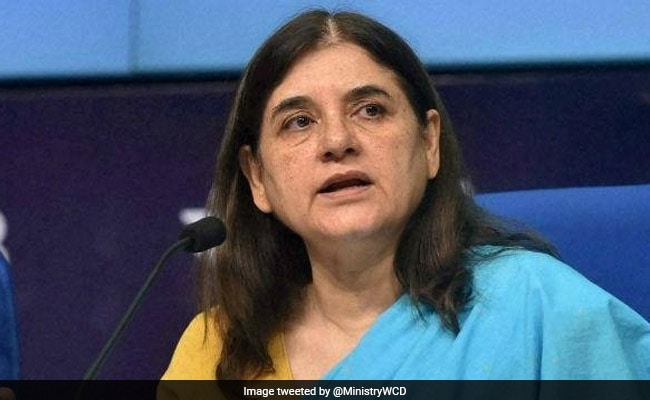 For 'ABCD Speech', An Election Commission Warning To Maneka Gandhi