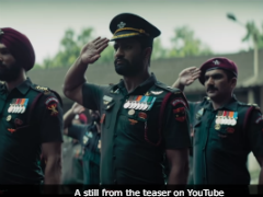Vicky Kaushal Reveals Why <I>Uri</I> Is The 'Most Physically Demanding' Film Of His Career
