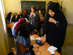 As Afghanistan Votes For A New Parliament, Terror Attacks Leave 170 Dead