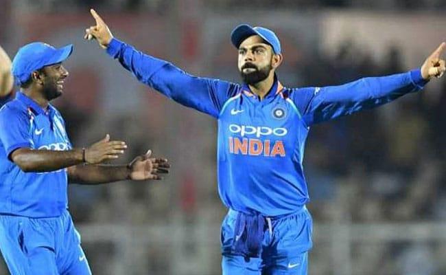 IND vs WI 4th ODI: जब डाइव लगाते हुए विराट कोहली ने किरेन पावेल को किया रनआउट, देखें VIDEO