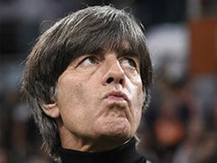German Press Hammer Joachim Loew After Dutch Mauling