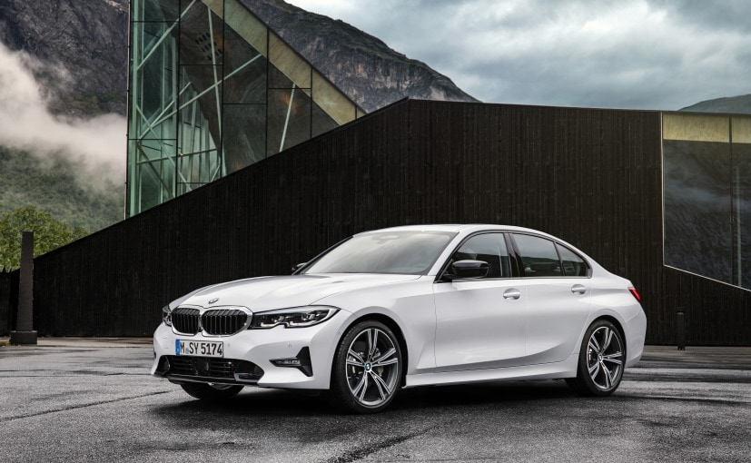 Bmw Product Plan Includes The New 3 Series Sedan As Well X7