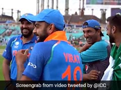 Shoaib Malik Recalls When Virat Kohli And He Laughed About Funny Dropped Catch