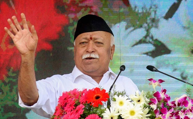 Wrong To Blame 'Outsiders' For Political Violence In Bengal: RSS Chief Mohan Bhagwat